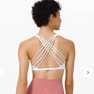 Free to Be Wild Lululemon Bra
